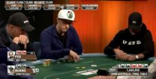 Che call al river per Burns! Vince un piattone con Ace-High al SHR Bowl contro Fox