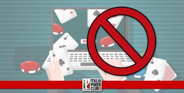 Cosa fare se la poker-room ti ha bloccato l'account