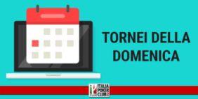 Poker online: i migliori tornei di domenica 25 aprile