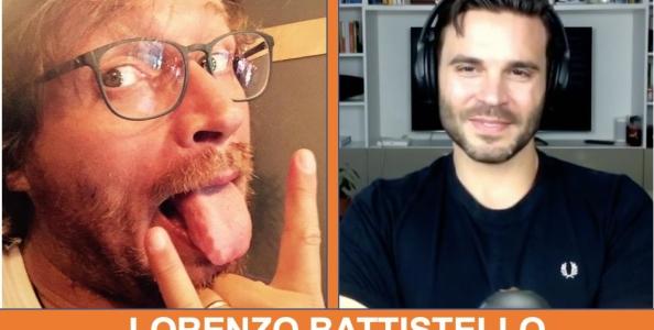 Segui la diretta streaming di Alberto Russo con Lorenzo Battistello, il cuoco-pokerista del Grande Fratello
