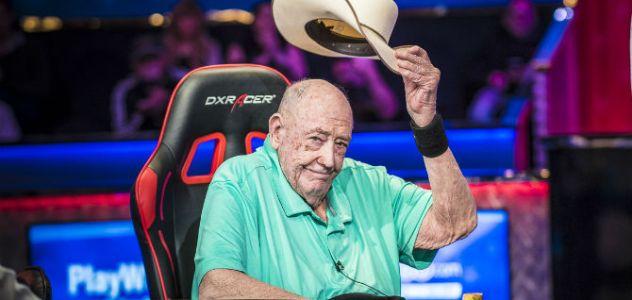 Ultimo ballo per Doyle Brunson, giocherà le WSOP 2021!