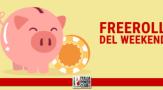 Poker online – I migliori tornei freeroll del weekend 11-12 luglio