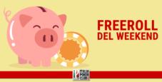 Poker online – I migliori freeroll del weekend 21-22 novembre