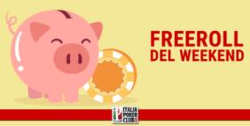Poker online – I migliori freeroll del weekend 28-29 novembre