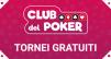 Poker online Freeroll – Stasera il torneo gratis ESCLUSIVO su PokerStars del Club del Poker! Il calendario di tutte le rooms