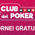 Club del Poker – Il calendario dei nostri freeroll esclusivi della settimana, stasera appuntamento su PokerStars!