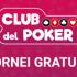 Poker online freeroll – Stasera torneo gratuito su Sisal!
