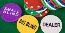 Strategia da Big e Small Blind: quando anche le parole sono importanti nel poker