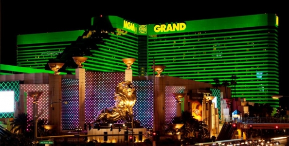 Non è un film: guida all'MGM Grand Casinò di Las Vegas