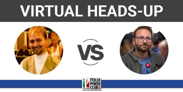 Virtual Heads Up Ep.2: Daniel Negreanu 2004 vs Daniel Negreanu 2019