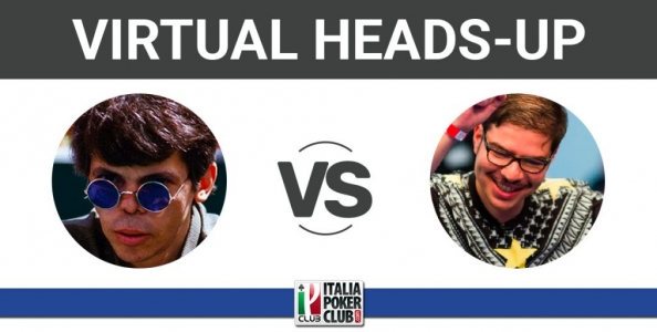 Virtual Heads Up Ep.1 : Stu Ungar 1981 vs Mustapha Kanit 2016