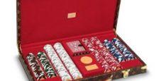 Louis Vuitton lancia sul mercato un set di chips da poker per 24 mila dollari