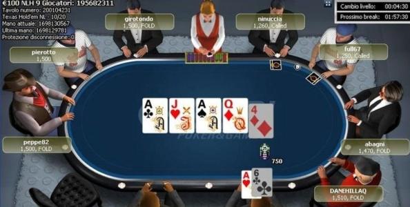 Come iniziare a giocare su Snai Poker