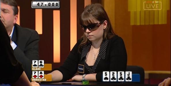 Annette, ci manchi! Call poderoso al Partypoker European Open 2008 – VIDEO