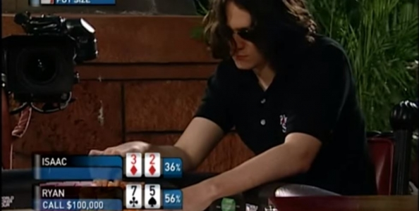 Bluff e controbluff da brivido: Haxton vs Daut, PCA 2007 [VIDEO]