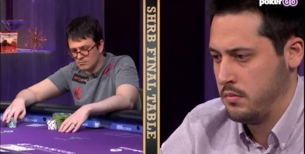 SHRB: Haxton mette alle strette Mateos! [VIDEO]