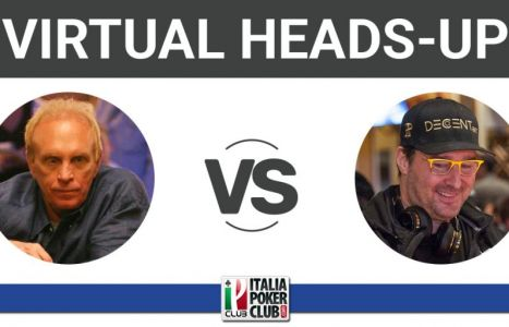 "Virtual Heads Up ep.3: David ""Chip"" Reese 1996 – Phil Hellmuth 2019"