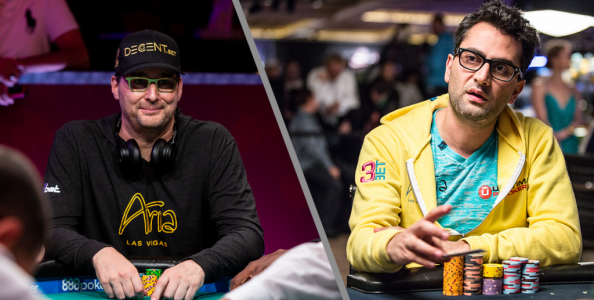 Come funziona la sfida heads-up High Stakes Duel tra Phil Hellmuth e Antonio Esfandiari