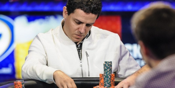 Un hero fold evitabile? Carlos Mortensen al WSOP Main Event 2013