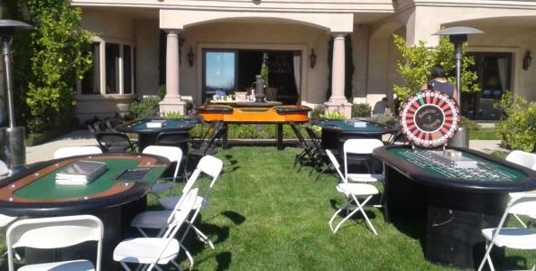 In California poker live e Casinò all'aperto: così le sale da gioco rispondono al Covid