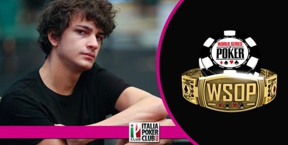 La prima intervista di Enrico Camosci da campione del Mondo di poker online