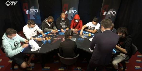 Guarda il tavolo finale IPO in diretta streaming!