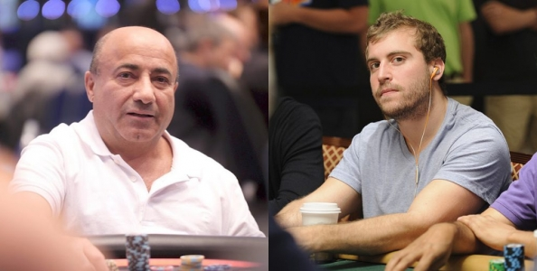 L'arte della thin value-bet in una mano tra Tom Marchese e Freddy Deeb