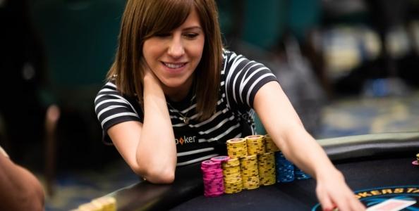 Kristen Bicknell: gioco tornei live per normalizzare il successo delle donne nel poker