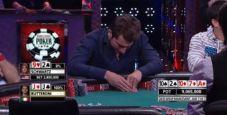WSOP Main Event 2015: Schwartz, che bluff a Butteroni!