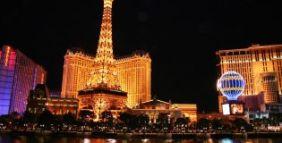 La Tour Eiffel nella Strip: Paris Casino and Resort Las Vegas