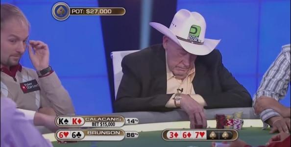 PokerStars Big Game: Calacanis vs Brunson, un set che non lascia scampo?