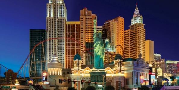 New York New York: La Grande Mela nel deserto del Nevada