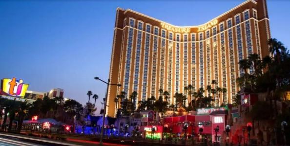 Treasure Island Las Vegas: dollari e corsari a nord della Strip