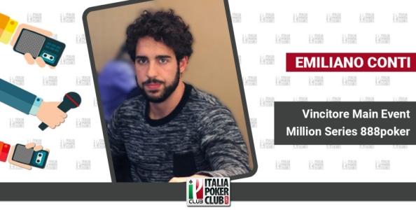 Centrare il big shot alle 8 di mattina dopo 12 anni di poker online: il racconto di Emiliano Conti