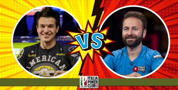 Negreanu vs. Polk: troppa sfortuna, il server sembra rigged