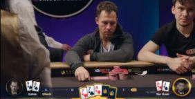 Triton Super Cash Game: Daniel Jungleman Cates, un bluff troppo ardito?