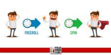 Col premio del freeroll Club del Poker vince uno Spin maxi: che serata per Armin Feizasa!