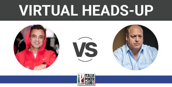 Virtual Heads Up, 13esimo round: Joe Hachem 2005- Jeff Lisandro 2019