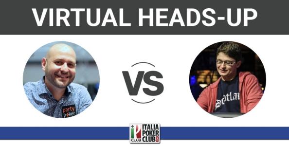 Virtual Heads Up ep.14 : Roberto Romanello 2010 vs David Vamplew 2015