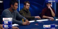 PCA 2019: Segerbrecht vs Deadman, che scelta al river!