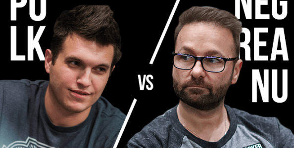 La sfida cash game heads-up tra Daniel Negreanu e Doug Polk è arrivata al giro di boa