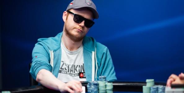 Il giocatore di poker online del 2020 è Conor Beresford