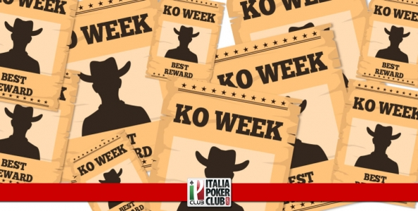 Come giocare i tornei della KO Week di partypoker