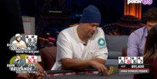 High Stakes Poker: un set di re fatale per JRB Bellande
