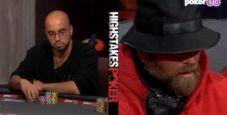 High Stakes Poker: Bryn Kenney si poteva salvare con set contro Rick Salomon?