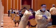 A Las Vegas vaccini anti-COVID per i lavoratori dei casinò, e il Wynn si converte
