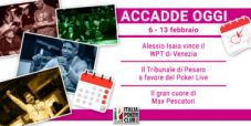 Accadde Oggi: Isaia doge di Venezia, il Tribunale di Pesaro in favore del poker live