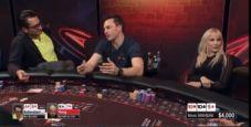 PartyPoker Poker Night: Esfandiari vs Yong, una enorme overbet al river