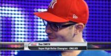 Il giorno in cui la dea bendata decise che Dan Smith doveva vincere