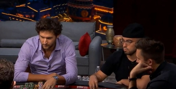 High Stakes Poker: tanto va Schwimer al lardo che a Kenney lascia tutto il bottino